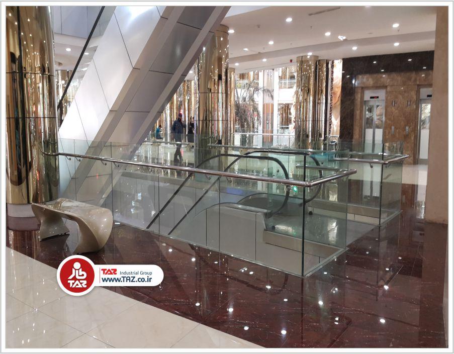 پروژه هتل آرمان مشهد