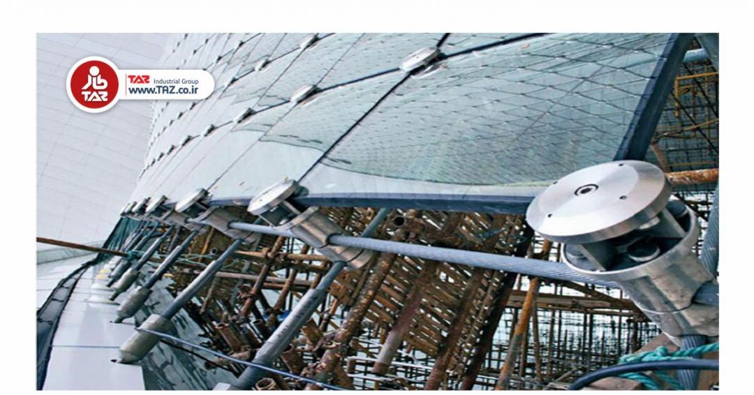نصب اتصالات اسپایدر