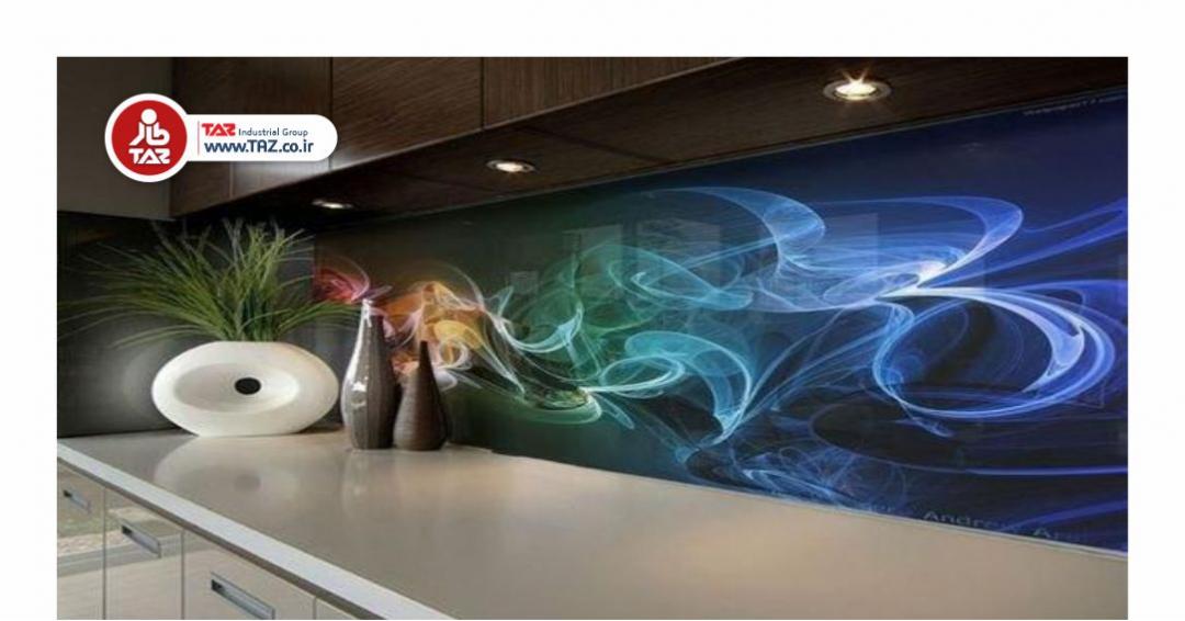 استفاده از شیشه در طراحی فضای داخلی ساختمان