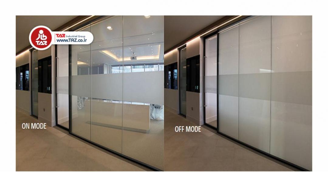 انواع شیشه های هوشمند
