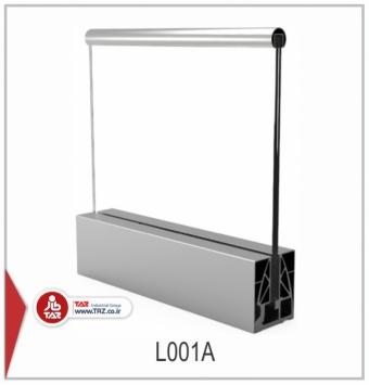 حفاظ شیشه ای(فکی) سری:L001A