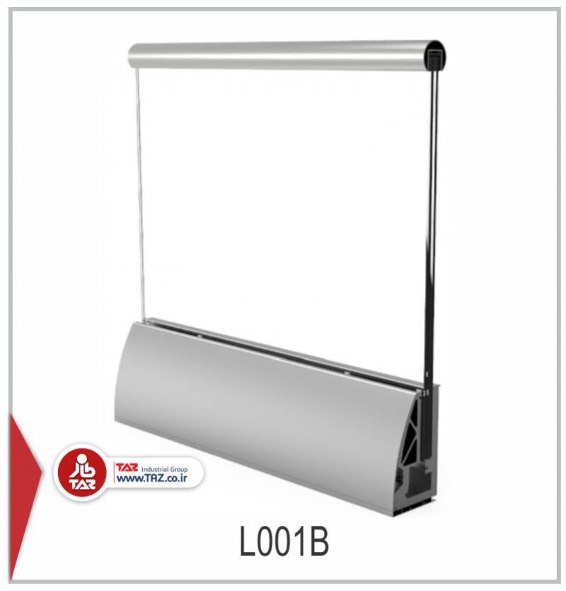 حفاظ شیشه ای(فکی) سری:L001B