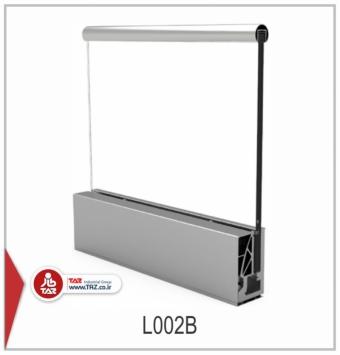 حفاظ شیشه ای(فکی) سری:L002B