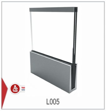حفاظ شیشه ای(فکی) سری:L005
