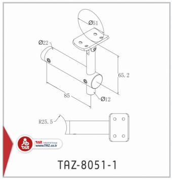 TAZ-8051-1