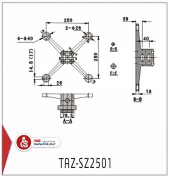 TAZ-SZ2501