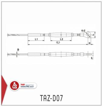 TAZ-D07