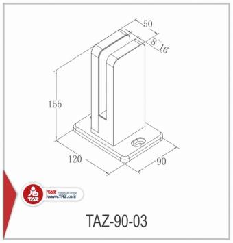 TAZ-90-03