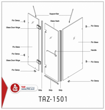 TAZ-BAT-1501