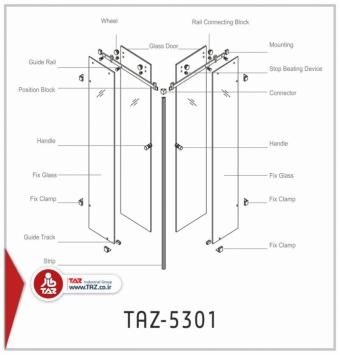 TAZ-BAT-5301