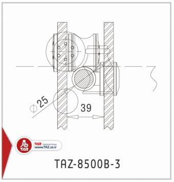 TAZ-8500B-3