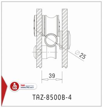 TAZ-8500B-4