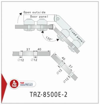 TAZ-8500E-2