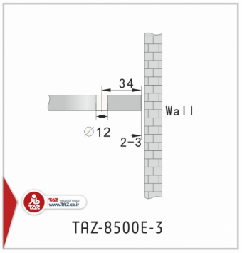 TAZ-8500E-3