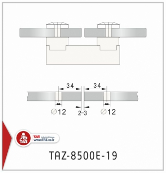 TAZ-8500E-19