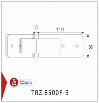 TAZ-8500F-3