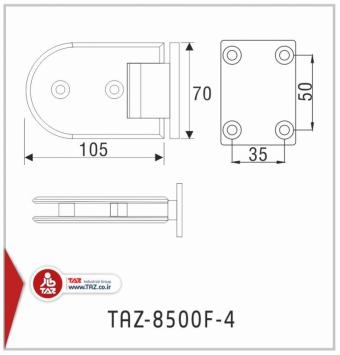 TAZ-8500F-4