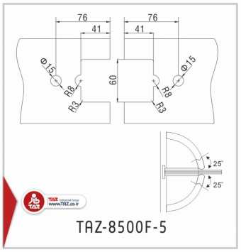 TAZ-8500F-5