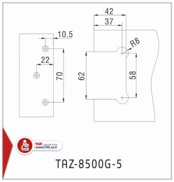 TAZ-8500G-5