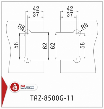 TAZ-8500G-11