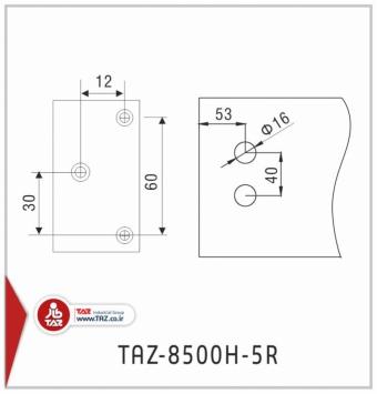 TAZ-8500H-5R