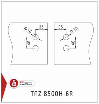 TAZ-8500H-6R
