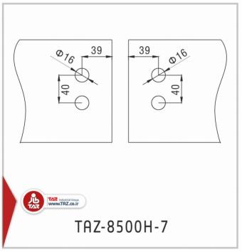 TAZ-8500H-7