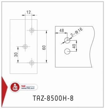 TAZ-8500H-8