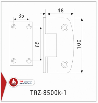 TAZ-8500K-1
