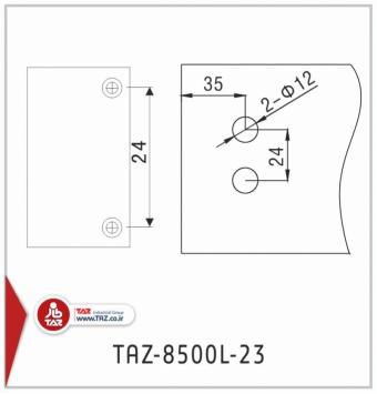 TAZ-8500L-23