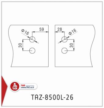 TAZ-8500L-26