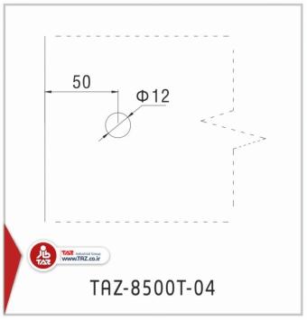TAZ-8500T-04