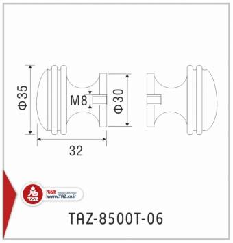 TAZ-8500T-06