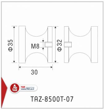 TAZ-8500T-07