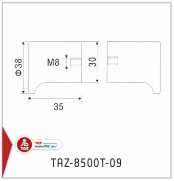 TAZ-8500T-09