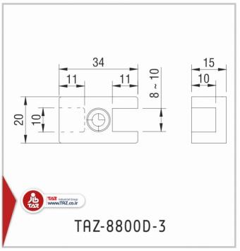 TAZ-8800D-3