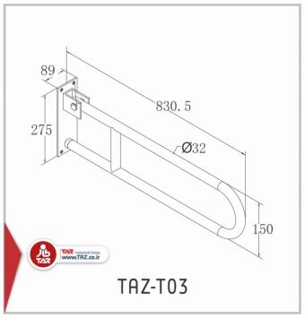 TAZ-T03.