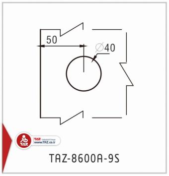 TAZ-8600A-9S