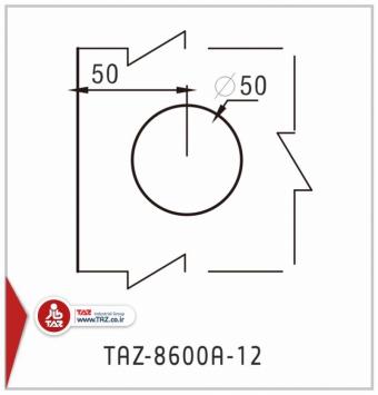 TAZ-8600A-12