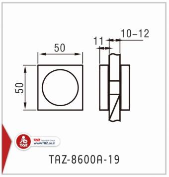 TAZ-8600A-19