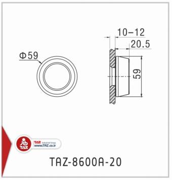 TAZ-8600A-20