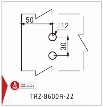 TAZ-8600A-22