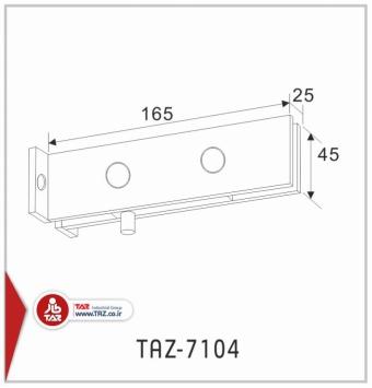 TAZ-7104