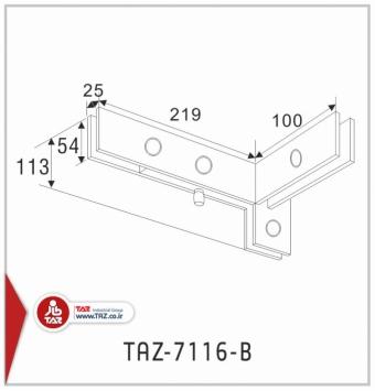 TAZ-7116-B