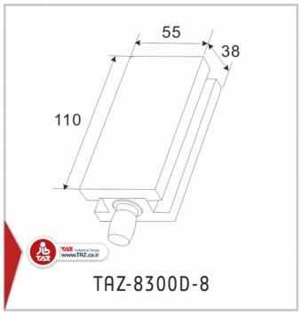 TAZ-8300D-8