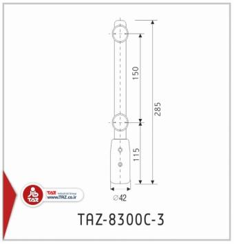 TAZ-8300C-3