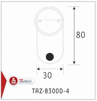 TAZ-8300D-4
