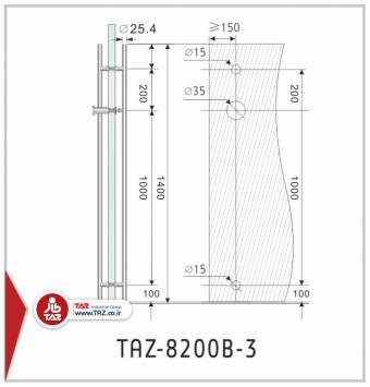 TAZ-8200B-3
