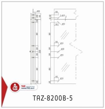 TAZ-8200B-5