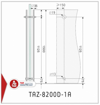 TAZ-8200D-1A